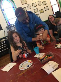 Kids Art October 2018