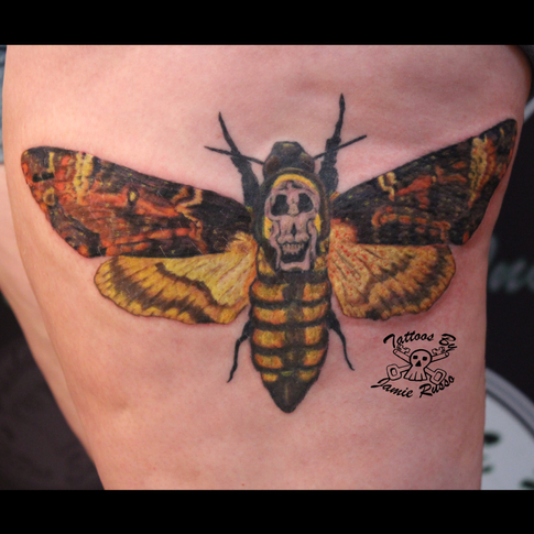 Tattoo By Jamie Russo Barrie