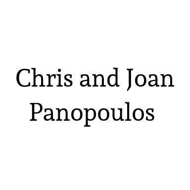 Chris and Joan Panopoulos
