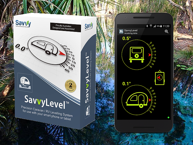 Staying level with Savvy Level!
