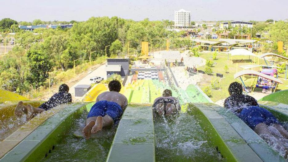 Darwin Water Parks