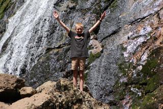 Montezuma Falls.... The BIGGEST waterfall in Tasmania!