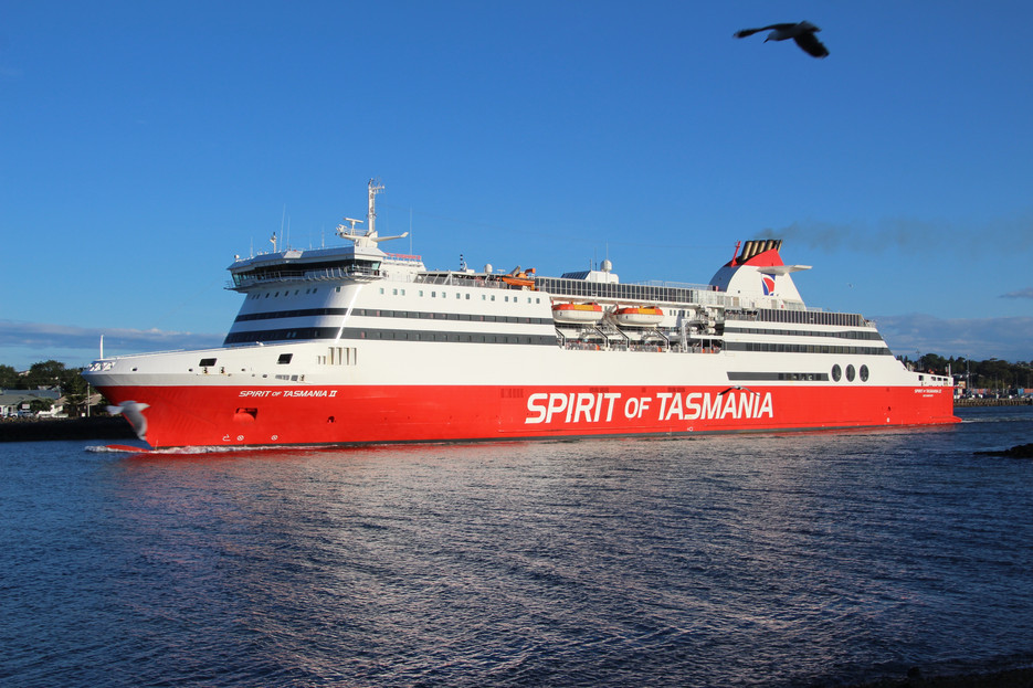 Spirt of Tasmania.... Our guide to success!