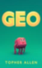 ebook Cover, Geo by Topher Allen