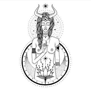 New Moon in Taurus // Uranus in Taurus (teaser)