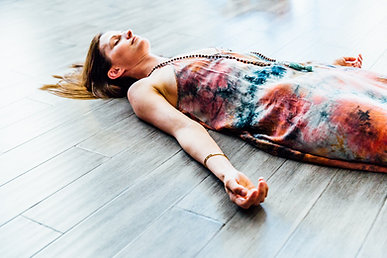 Embodied Yin + Yoga Nidra Virtual training - DEPOSIT