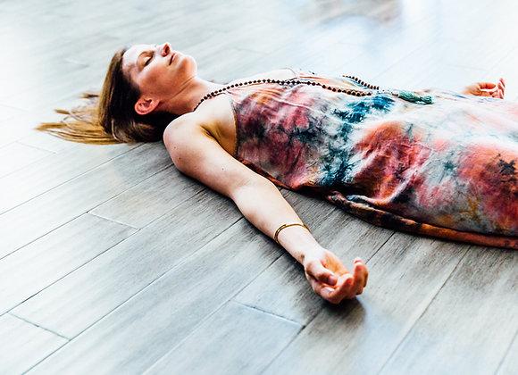 Embodied Yin + Yoga Nidra Virtual training - DEPOSIT