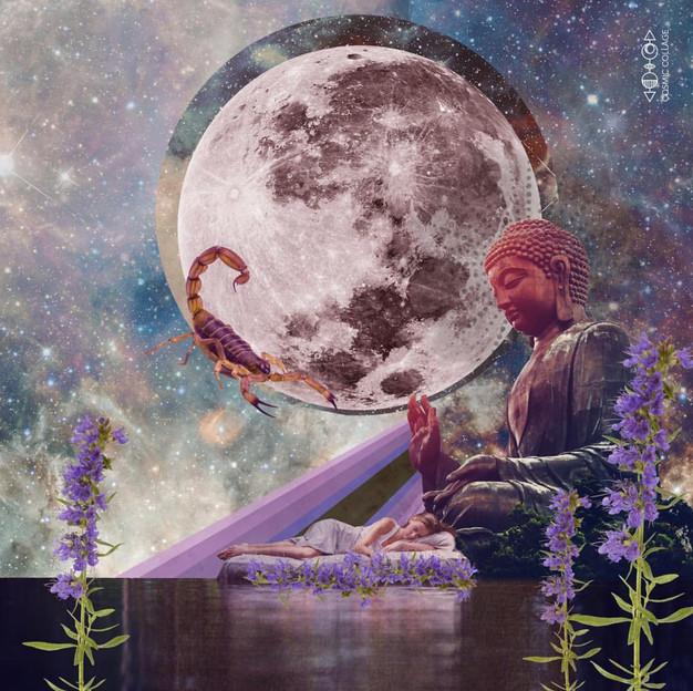 Full Moon in Scorpio, Sun in Taurus