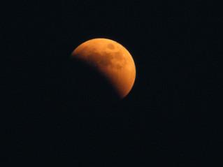 Leo Full Moon Lunar Eclipse 2017