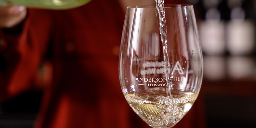 RESCHEDULED | Winter Reds | Anderson Hill Wine Masterclass