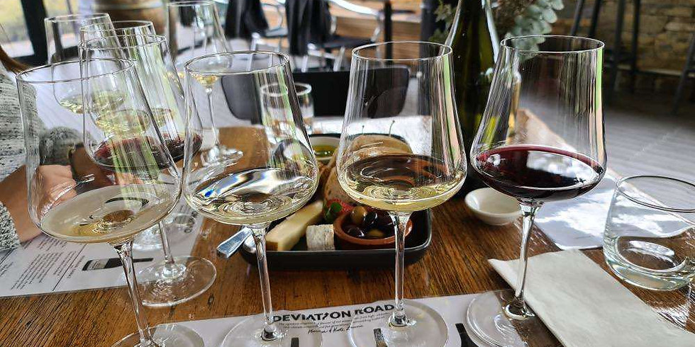 Pizza & Pinot @ Deviation Rd Winery | Winter Reds