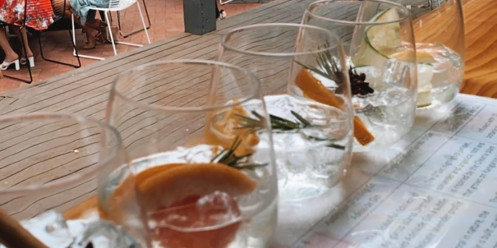 Pizza, Gin & Cocktails -  Saturday 23rd January