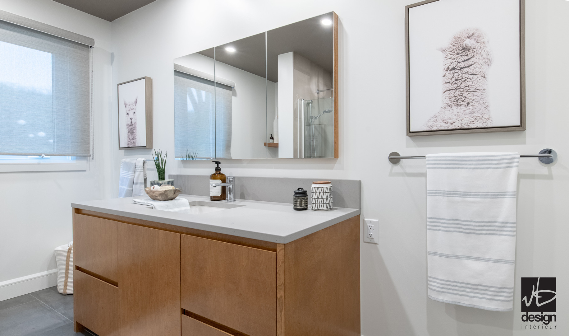 Rénovation salle de bain à Rigaud