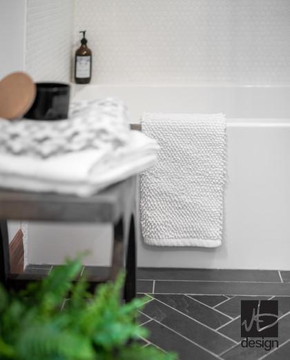 Rénovation salle de bain à St-Lazare