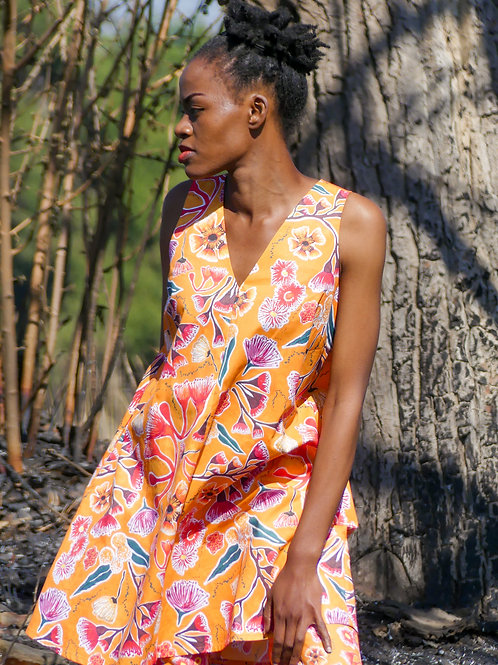 Uluru Blooms Shift Dress