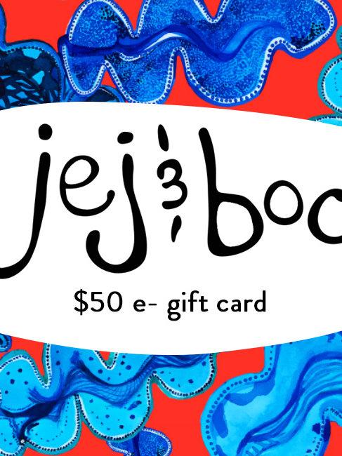 $50 e- gift card