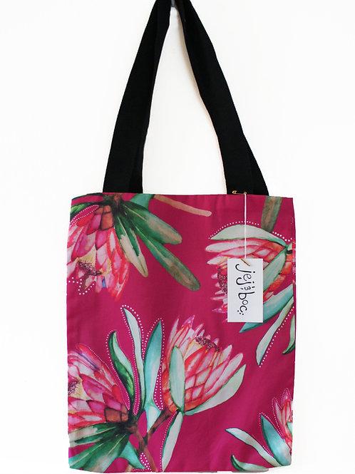 Proteas of Joy Tote Bag
