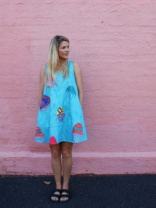 Jumbo Jellies Shift Dress