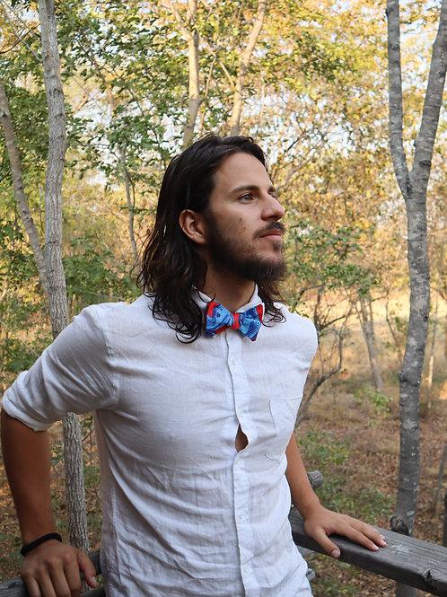 Happy as a Clam Bow Tie