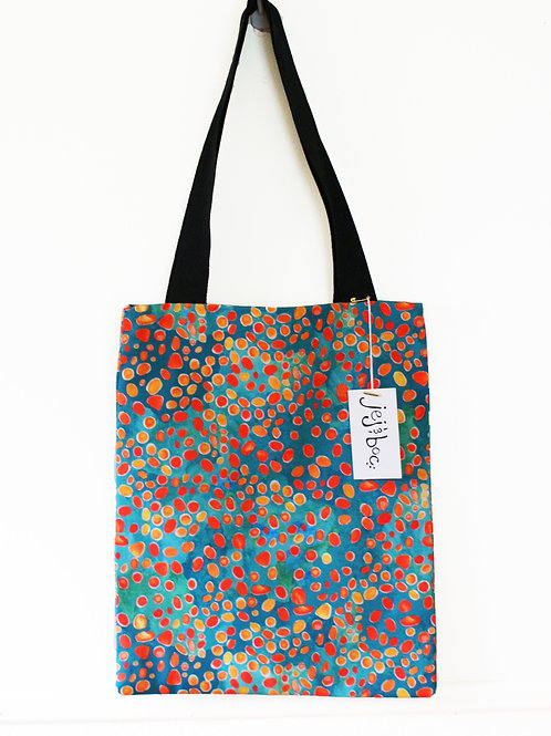 Ditsea Dots Tote Bag