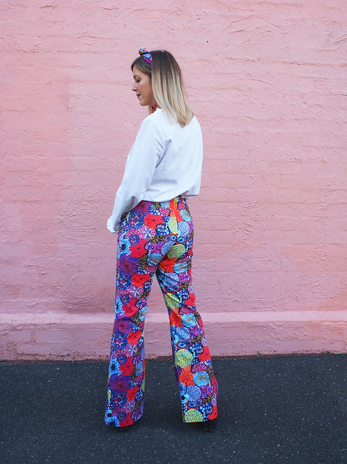 Colourful Coral Flares