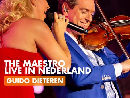 The Maestro live in Nederland - Deel 2, bij MAX