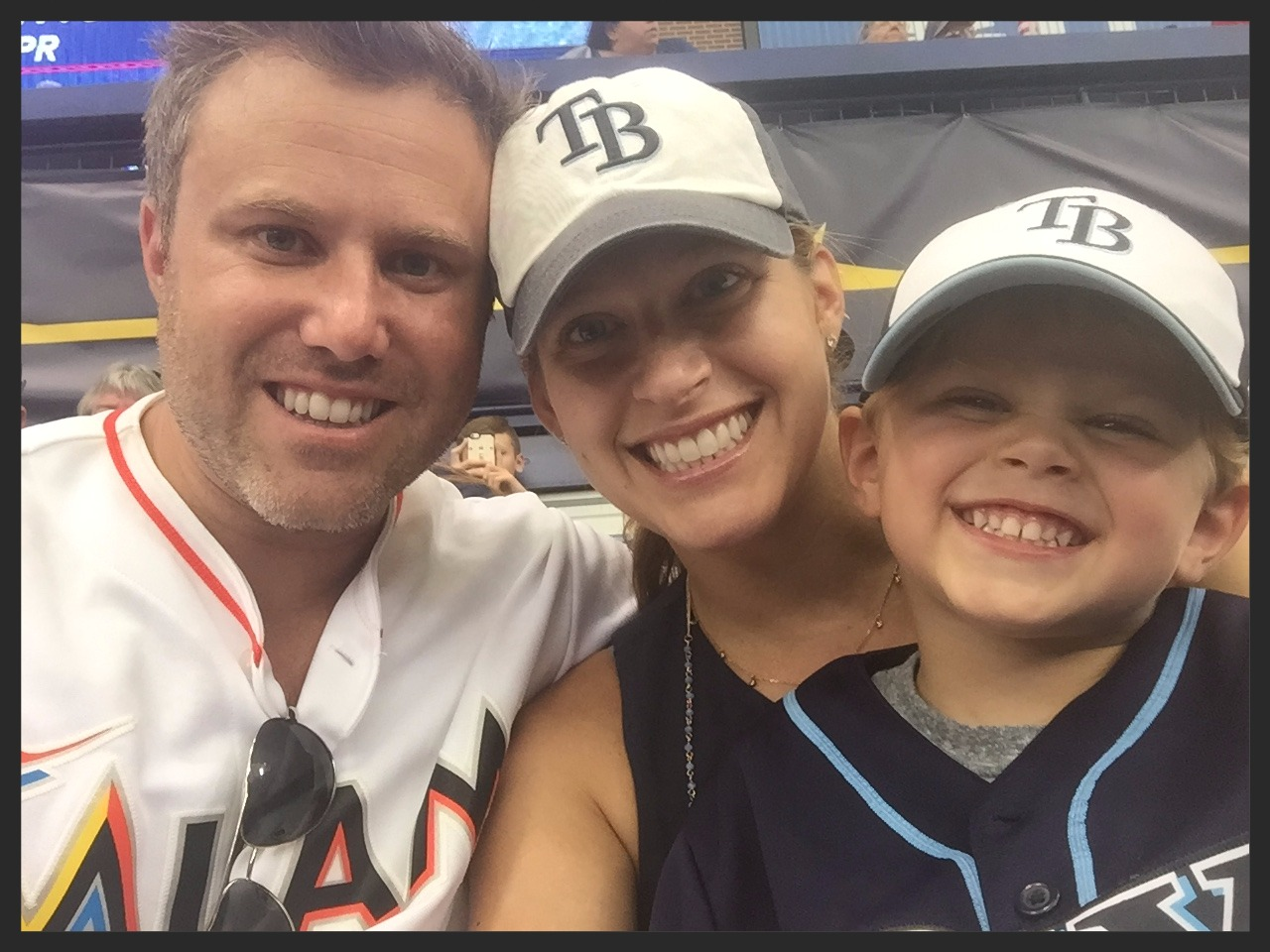 Sherri Levine, PA and Family