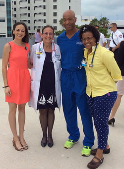 Dr. Ruffin and All Children's docs