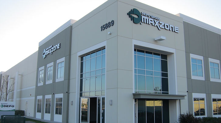 Maxzone Headquarter CA office (DEPO AUTO PARTS)