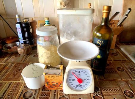 イケウチ、パンを焼く : パンがフワフワしないのです、の巻