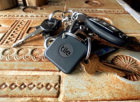 タイルを買ってみた : 「鍵がない」「携帯どこだ⁈」にさようなら。