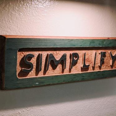 Beauty in Simplicity