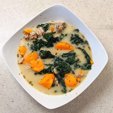 Slow-Cooker Zuppa Toscana