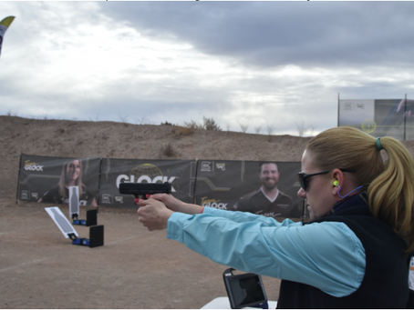 Confessions of a SHOT Show Virgin The People vs the Glock 44