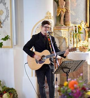 Kirchliche Trauung mit Hochzeitssänger Hamburg