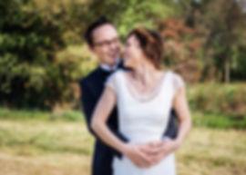 Brautpaar von Hochzeitssänger Hamburg