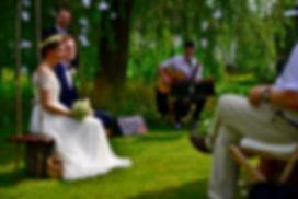 Freie Trauung mit Hochzeitssänger Hamburg