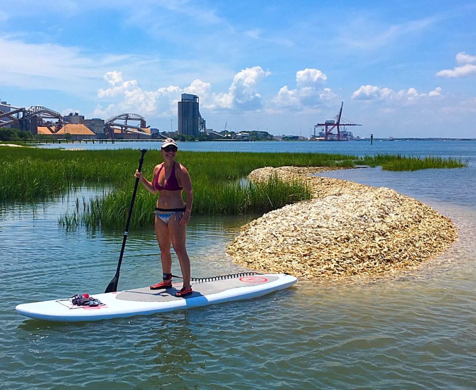 paddle boarding lessons and tours