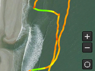 Using GPS App to Track Your Paddle