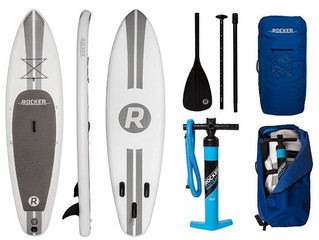 Size does matter... even when it comes to paddle boards