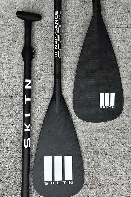 3K Carbon Fiber Paddle 2-Piece Adjustable