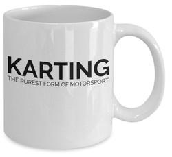 Kart Racing Coffee Mug