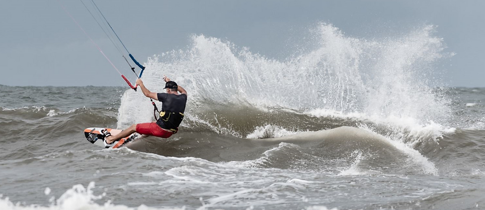 kitesurf Fernandina Beach