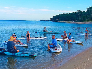 The easiest and fastest way to learn how to paddle board