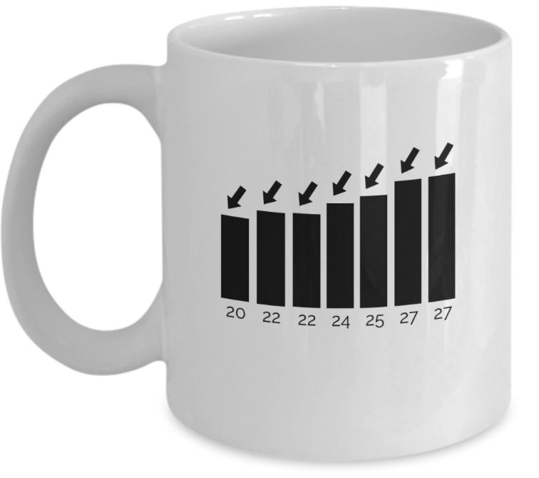 Kite Surfing Coffee Mug