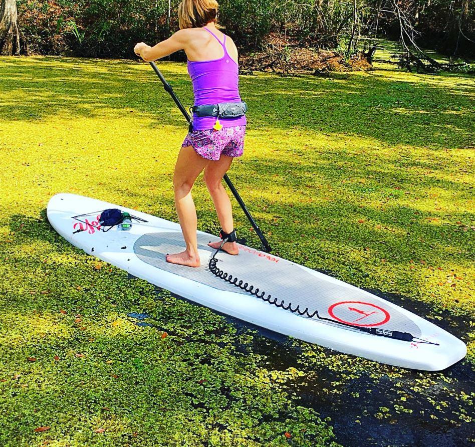 SUP lessons Fernandina Beach