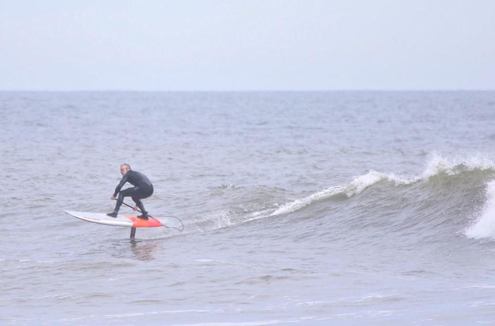 surf foiling Amelia Island