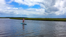 Amazing Paddles on Amelia Island - No. 9 Walker's Creek