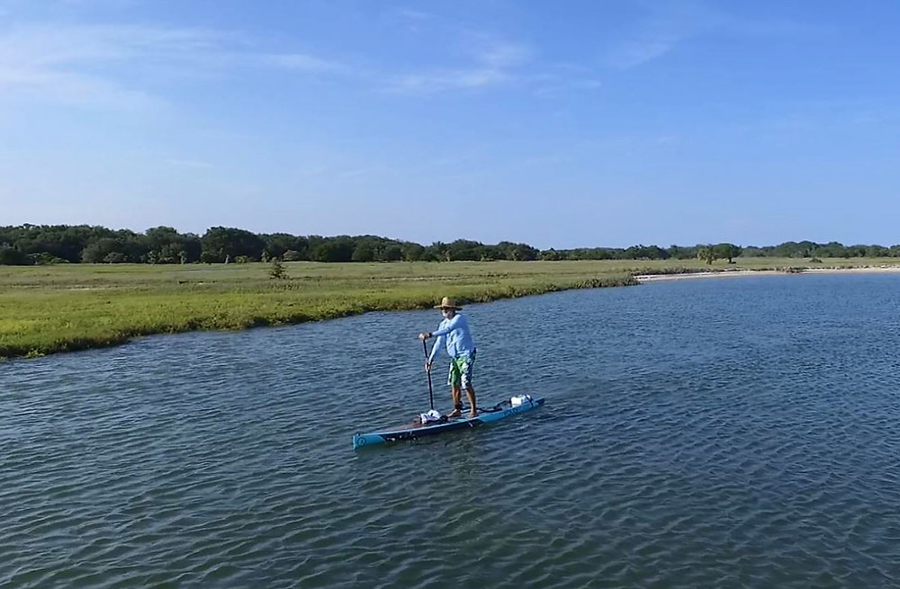 best place to paddle board