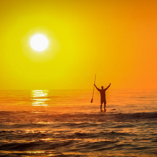 Sunrise Ocean Paddle